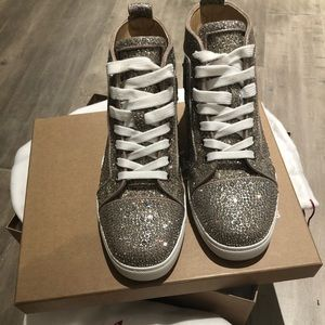 Authentic Christian Louboutin Sneakers. COLLECTORS